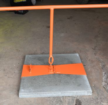 Concrete Paver Lifter