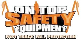 On Top Safety Equipment Logo